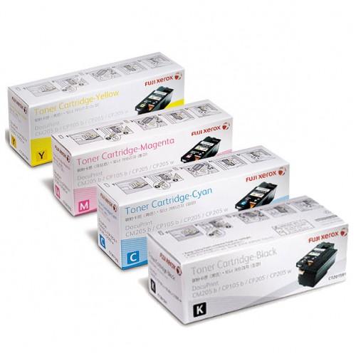 Fuji Xerox CM405 Ink Set